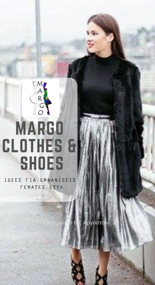 Margo Clothes & Shoes