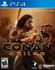 Conan Exile PS4