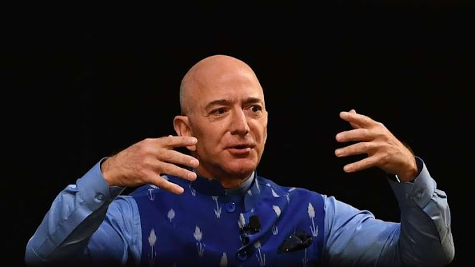 Plan to send woman to Moon for first time revealed by Jeff Bezos