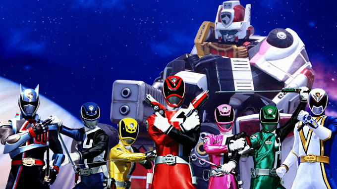Tokusou Sentai Dekaranger The Movie: Full Blast Action Subtitle Indonesia