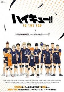 Haikyuu!!: To the Top