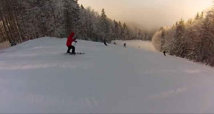 Pârtii de ski și jocuri de iarnă Sovata.