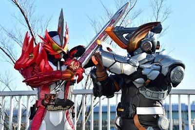 Kamen Rider Saber Episode 24
