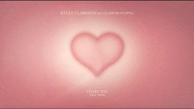 I Dare You (Trau Dich) Lyrics - Kelly Clarkson