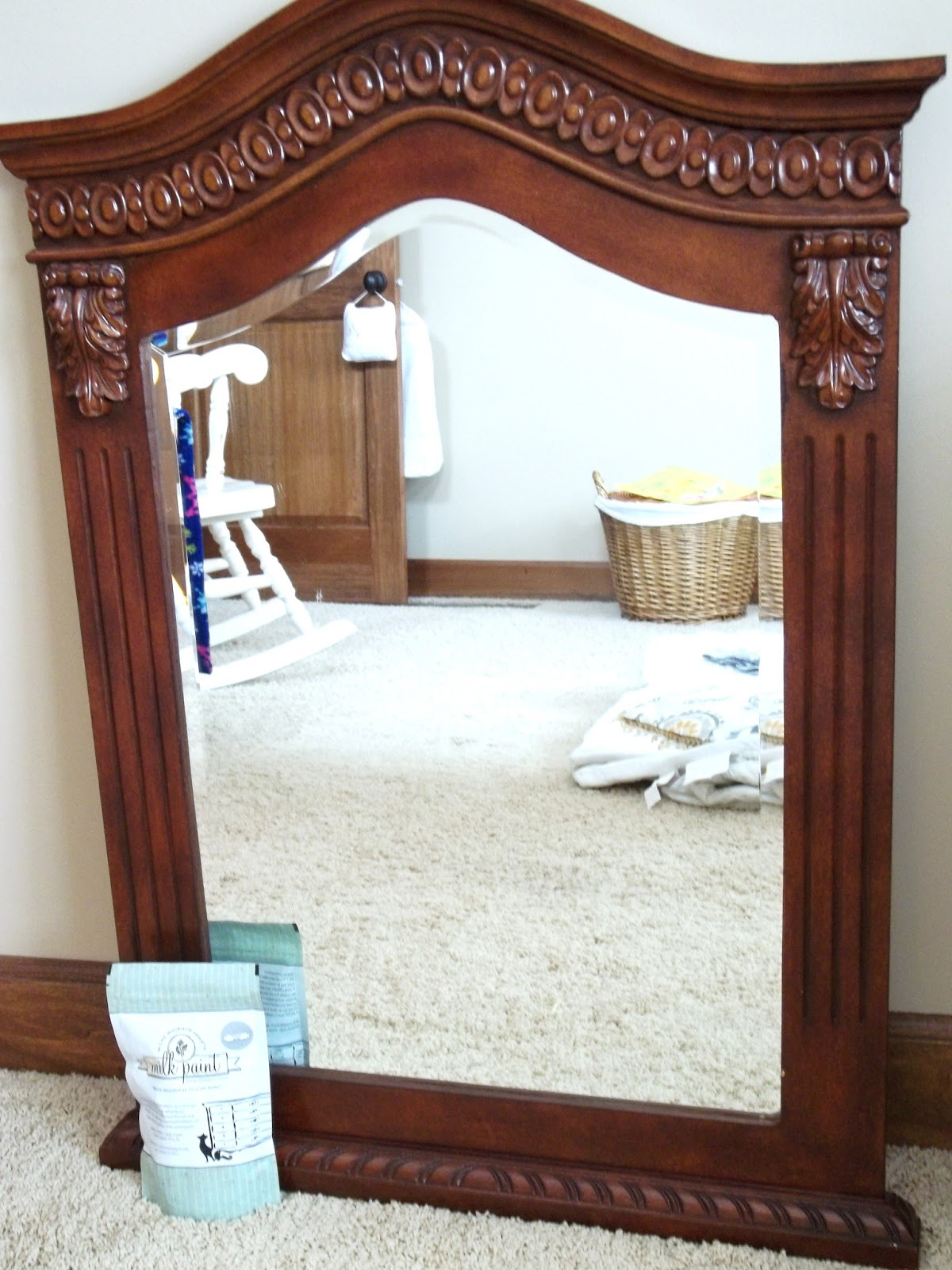 SimplyLinen: Painted Mirror-Girls Bedroom on Mirrors For Teenage Bedroom  id=43367