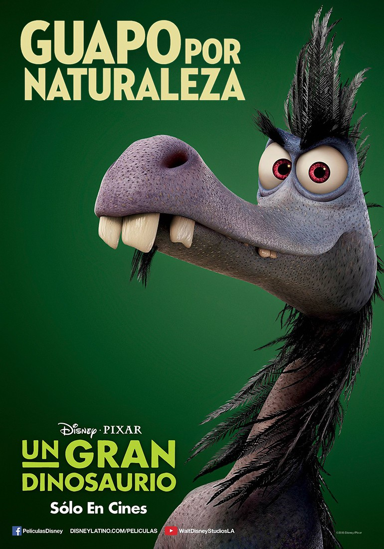 Nuevo Poster Individual Para Latinoamerica De Un Gran Dinosaurio Jposters Nosotros, siempre actuando de mediadores, nos pusimos el uniforme de autoridad electoral y contamos los votos. jposters