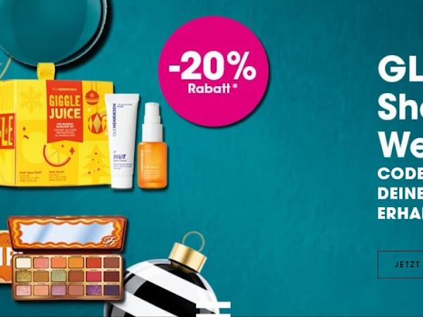 XMas Deals und Glamour Shopping Week bei Sephora
