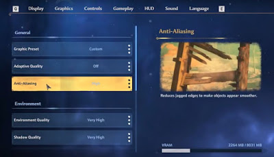 The Best Settings, Immortals Fenyx Rising, Run Smoothly, PC
