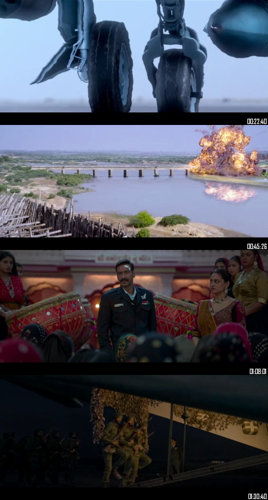 Bhuj The Pride of India 2021 Hindi 720p 480p WEB-DL x264 Full Movie