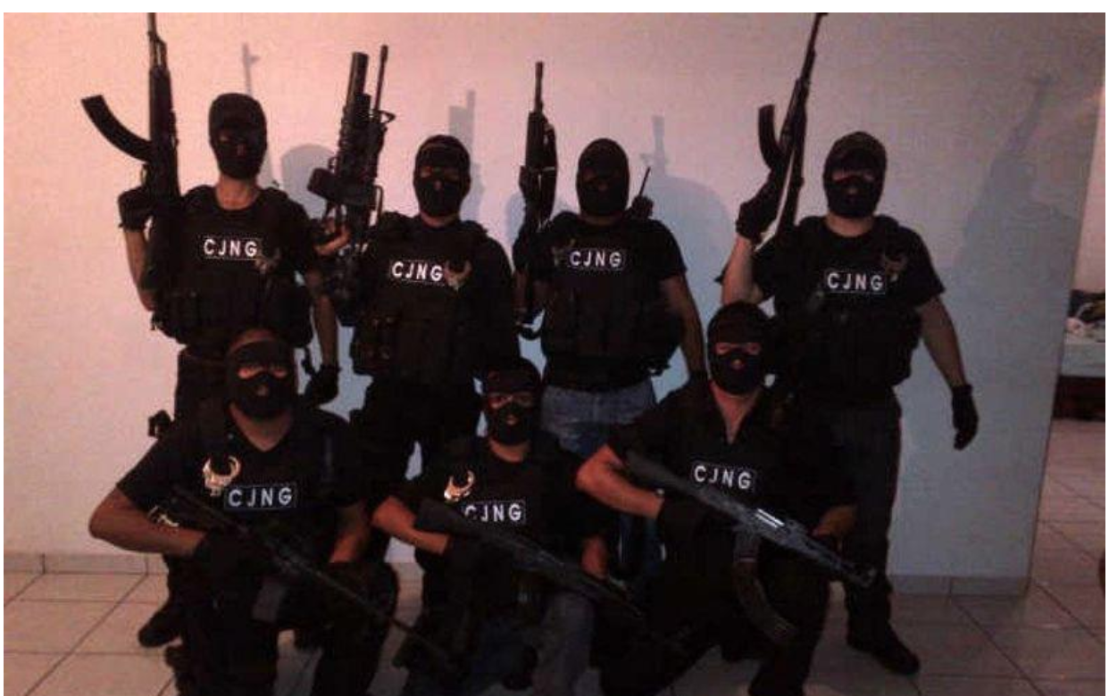 New Maps Of Cartel Power in Mexico   Go to Ground