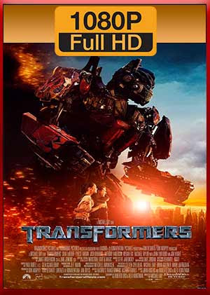 Transformers 1 (2007) [1080p] Latino [GDrive - MEGA]