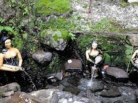 Aek Sipitu Dai (Air Tujuh Rasa) di Kecamatan Pangururan