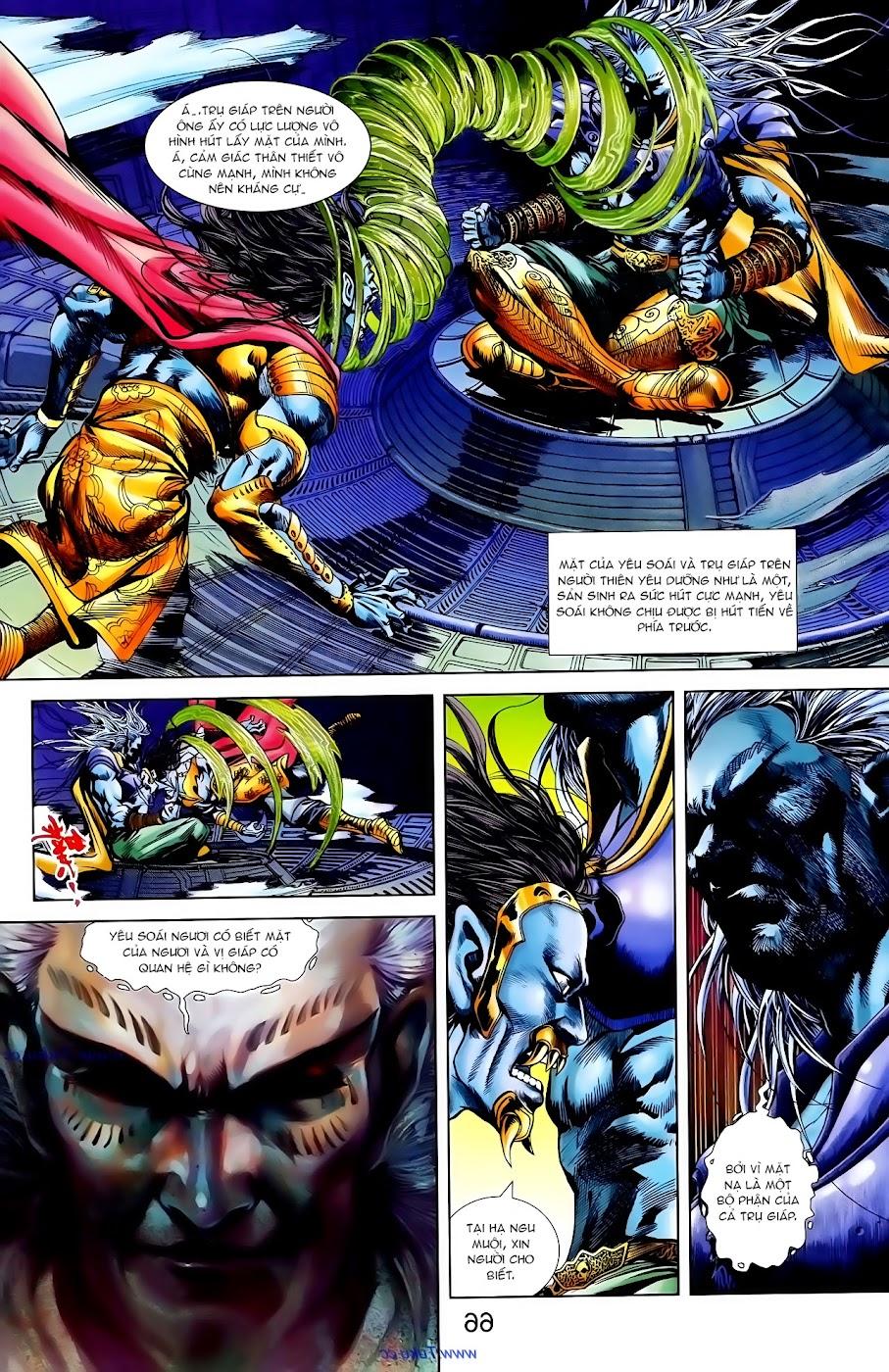 Cơ Phát Khai Chu Bản chapter 101 trang 3