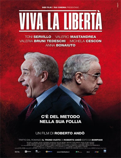 Ver Viva la libertad (Viva la libertà) (2013) Online
