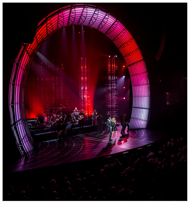 Simple But Awsome Stage Set Design By Tait The Art Of