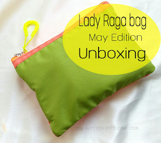 May 2018 Lady Raga Bag Unboxing