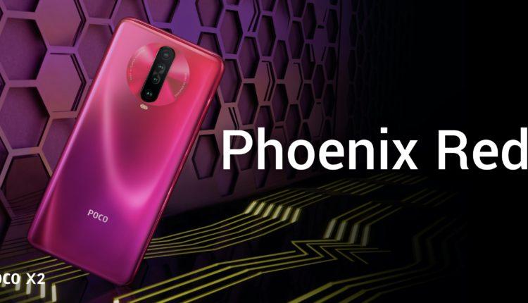 Xiaomi officially announces Poco X2