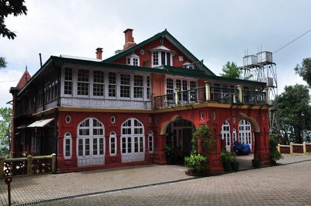 Shimla Attraction - Railway Board Building