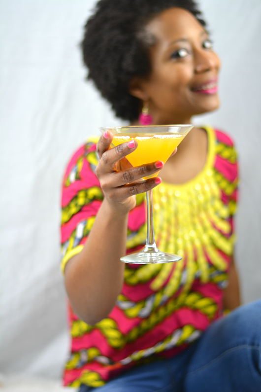 Quick and Simple Passion Fruit Cocktails