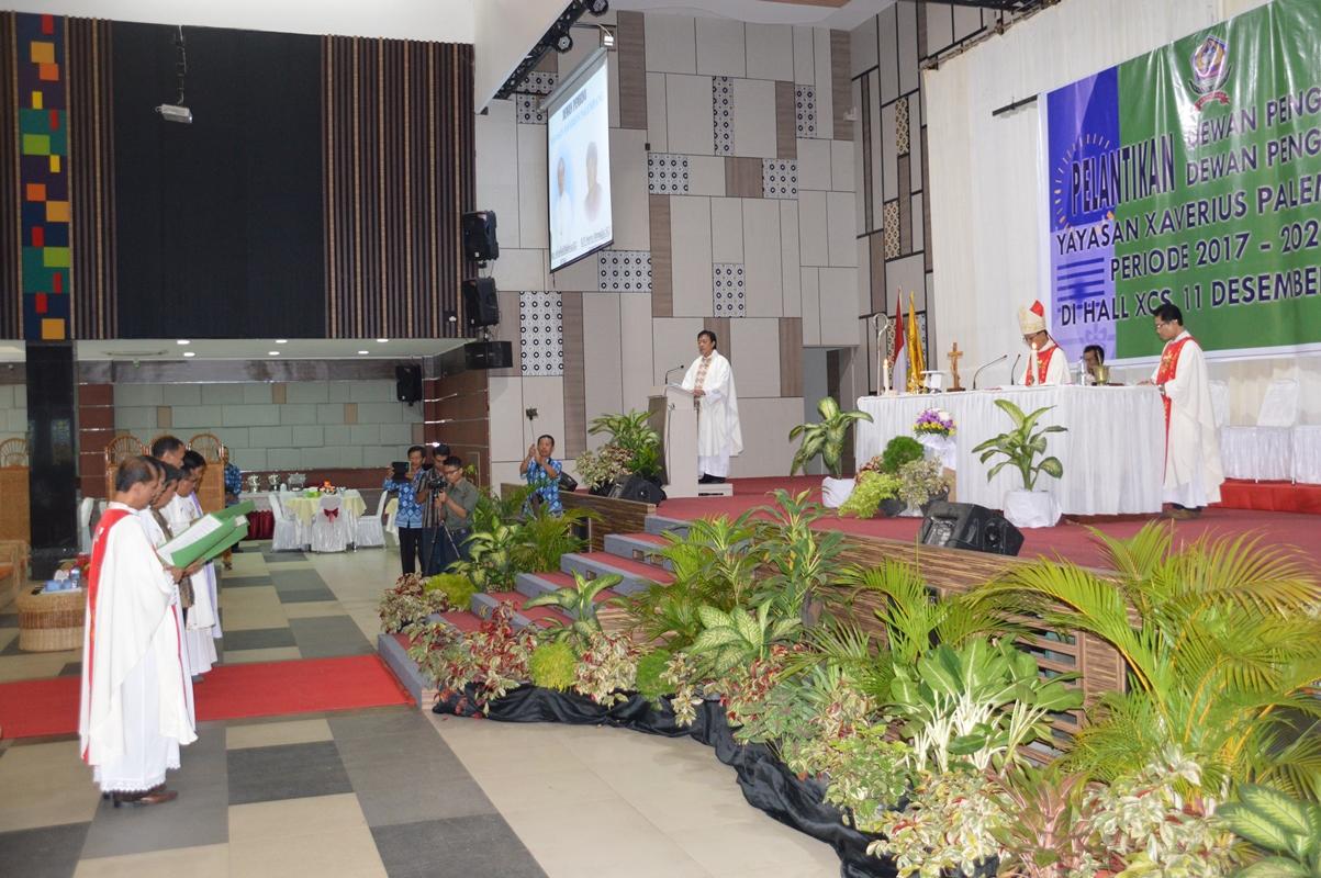 Menteri-Menteri yang Lulusan Sekolah Keuskupan Xaverius