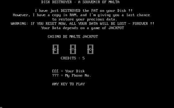Casino de malte Jackpot