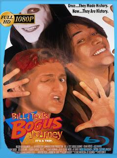 El alucinante viaje de Bill y Ted (1991) HD 1080p Latino Dual