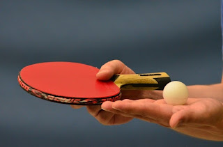 Teknik Spin Tenis Meja