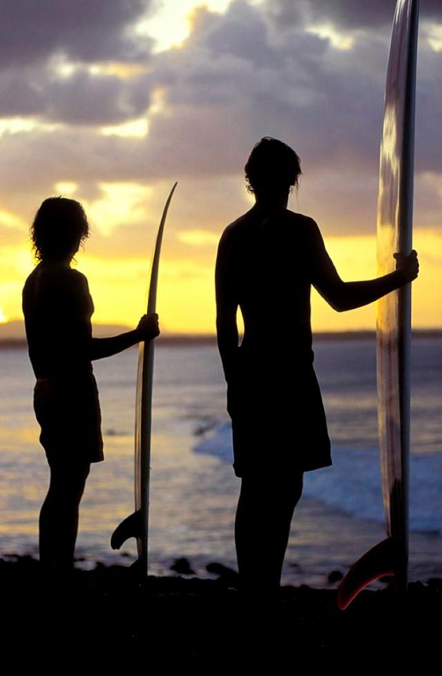 Красоты Гавайских островов. Фотографии. Sean Davey 5