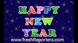 New Year Celebration From FreshReporters