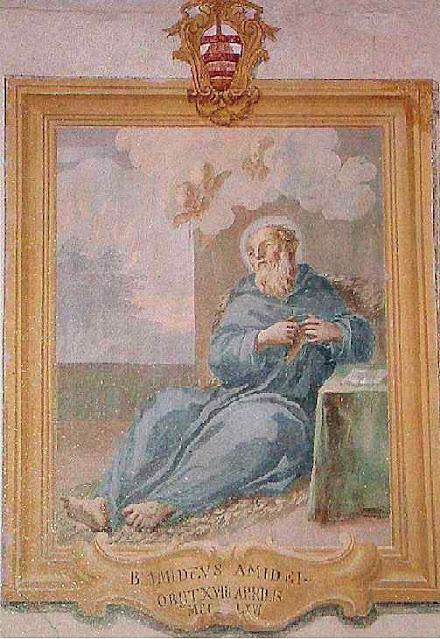São Amadeo dos Amidei (d. 1266), um dos sete fundadores