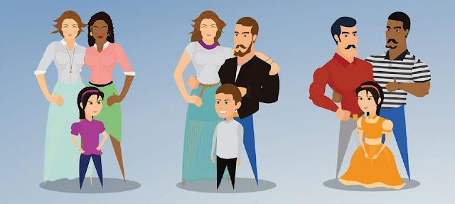 familia-felicidad-prejuicios-laletracorta