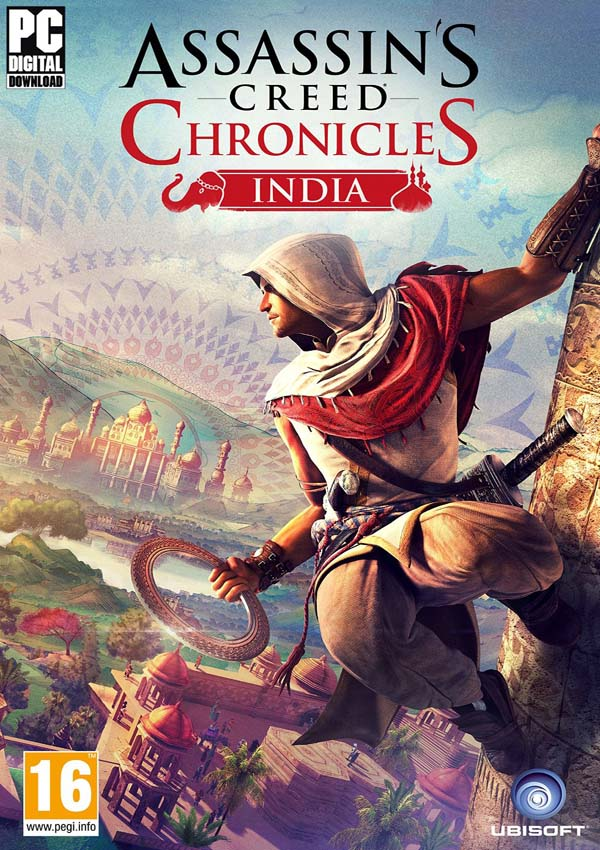 Assassin's Creed Chronicles India Download Cover Free Game