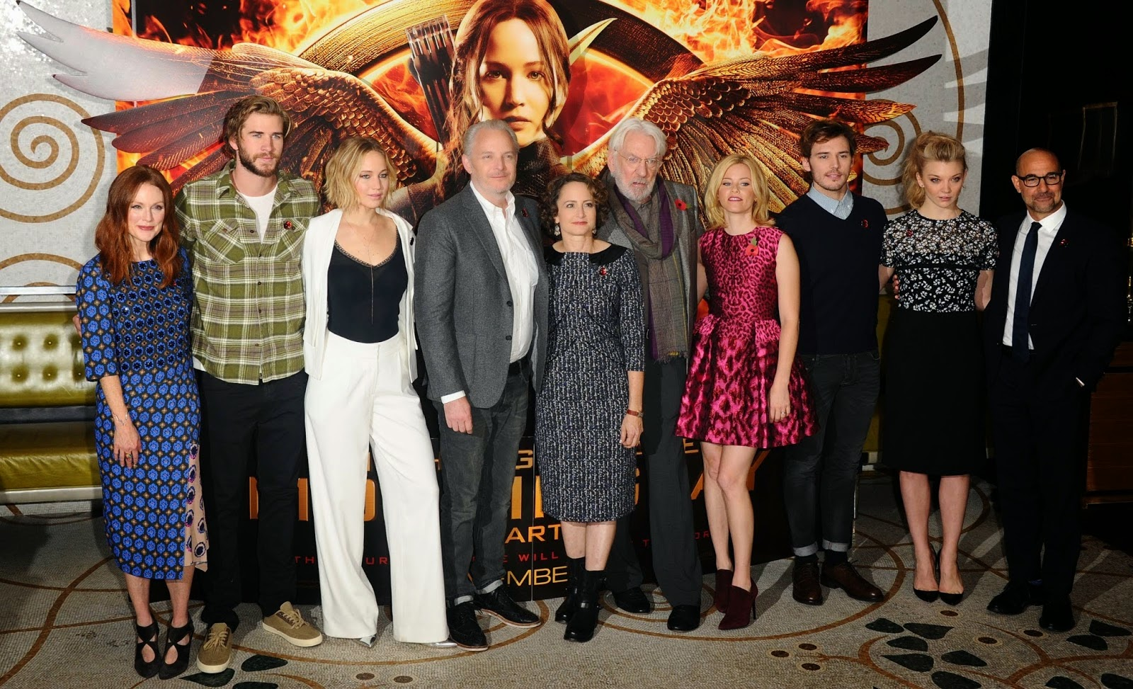 Casting de Hunger Games LEmbrasement 2017 SensCritique