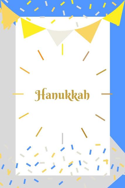 32 Hanukkah | Chanukah | Festival Of Light | Festival Of Dedication | Modern Greeting Cards