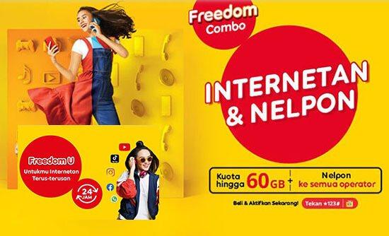 Harga Paket Internet Indosat 3G/4G
