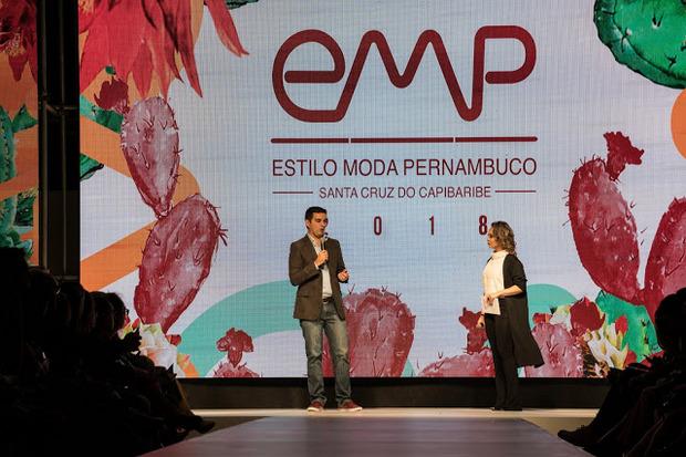 Desfiles surpreendem público no primeiro dia do Estilo Moda Pernambuco