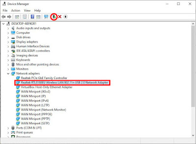 Cara Mengatasi Icon Wifi Hilang Pada Windows 10 Dengan Mudah