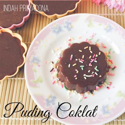 puding coklat, resep puding, resep puding coklat, resep puding coklat enak, resep puding coklat mudah