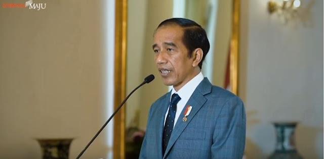Di Depan Anak Buah Paloh, Jokowi Curhat Ekonomi Lagi Rumit