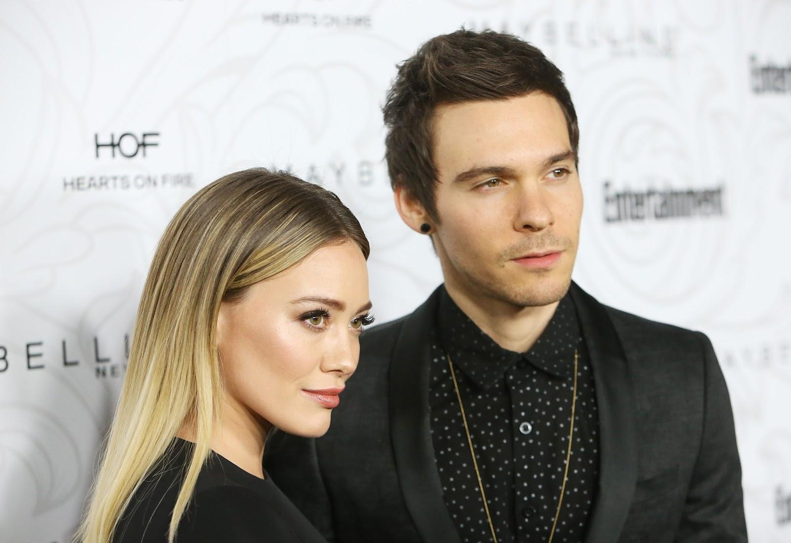 Hilary Duff termina su relación con su novio Matthew Koma