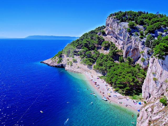 Nugal Beach Croatia
