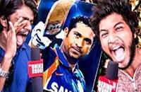 Marana Masssss: Sachin Movie Audience Reactions   Fans go Crazy   DC 38