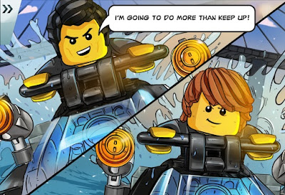 LEGO® ULTRA AGENTS