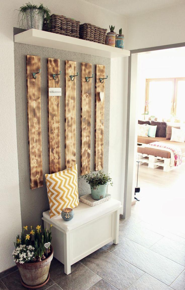 wohnzimmer deko selber machen - Home Creation