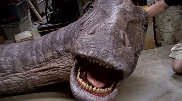 Apatosaurus clone