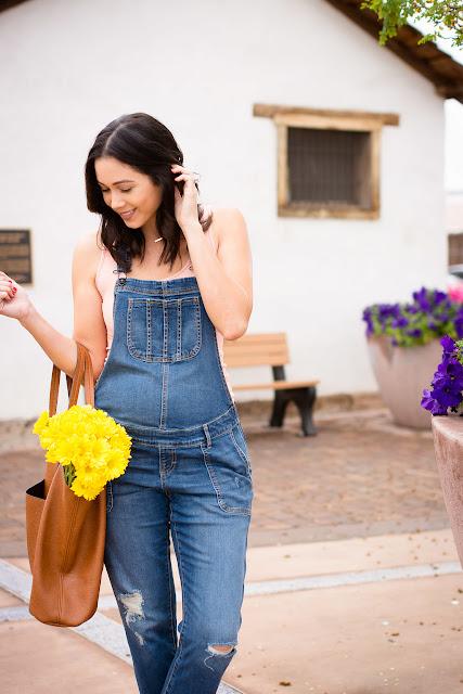 Motherhood Maternity overalls spring summer maternity fashion