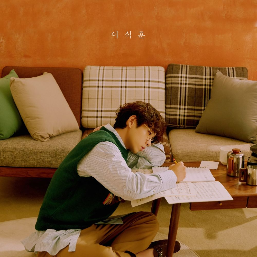 LEE SEOKHOON – Don't forget the moment we loved – Single