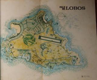 Proyecto urbanizador de la isla de Lobos