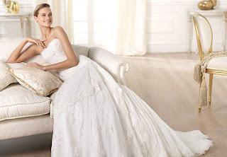 pronovias 2014 abiti da sposa glamour libin