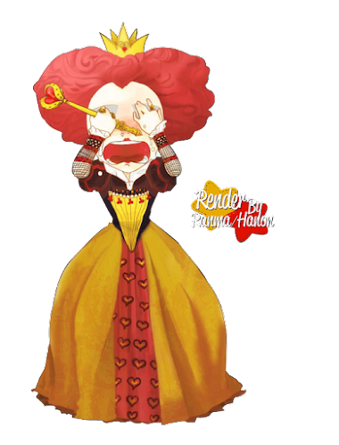 PNG-Queen of hearts
